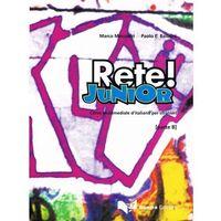 Książki do nauki języka, Rete Junior B (opr. broszurowa)