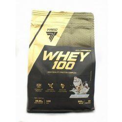 Trec Gold Core Whey 100 900 g Białko czeko-kokos