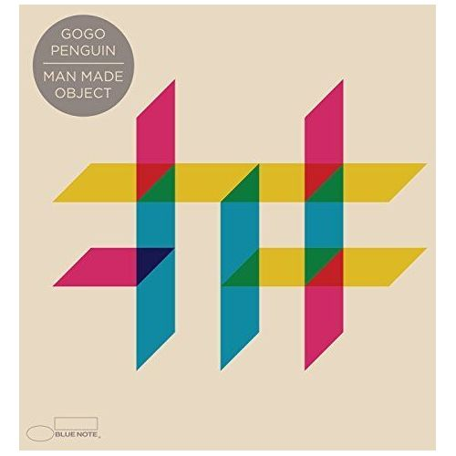 Pozostała muzyka rozrywkowa, MAN MADE OBJECT 2LP - Go Go Penguin (Płyta winylowa)