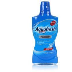 Aquafresh Płyn Do Płukania Jamy Ustnej Niebieski 500 Ml