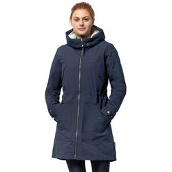 Zimowa parka damska ROCKY POINT PARKA midnight blue - XS