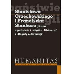 Pisma o państwie i religii (opr. broszurowa)