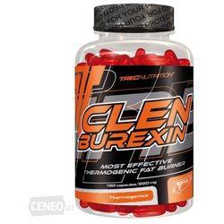 TREC CLENBUREXIN 2 II 90kapsułek redukcja tłuszczu
