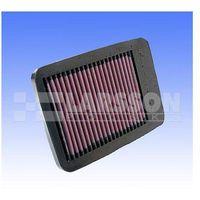 Filtry powietrza do motocykli, filtr powietrza K&N SU-6505 3120474 Suzuki GSX 1250, GSX 650, GSF 650, GSF 1200