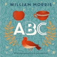 Książki dla dzieci, William Morris ABC - William Morris (opr. kartonowa)