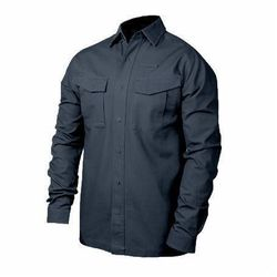 Koszula BlackHawk Performance Cotton Tactical Shirt LS (długi rękaw) - 88TS03 - black
