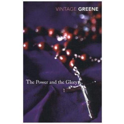 Książki do nauki języka, Power and the Glory (opr. miękka)