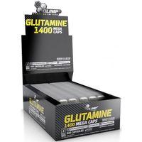 Aminokwasy, Olimp Glutamine 1400 Mega Caps 30 kap. blister