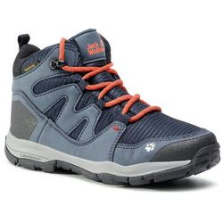 Trekkingi JACK WOLFSKIN - Mtn Attack 3 Texapore Mid K 4034081 S Dark Blue/Orange