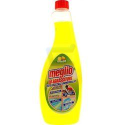 Odtłuszczacz uniwersalny Meglio, zapas, lemon, opakowanie 750 ml - Super Ceny - Kody Rabatowe - Autoryzowana dystrybucja - Szybka dostawa - Hurt - Wyceny