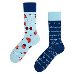 Skarpety Many Mornings Dr Sock Medyczne L