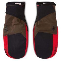 Rękawice snowboardowe VOLCOM - Stay Dry GORE-TEX J6852105 Red