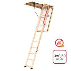 Schody strychowe Fakro LWF 45 70x130
