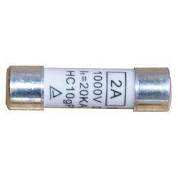 Wkładka topikowa cylindryczna 10x38 10A 1000V DC PV
