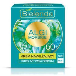 Bielenda Sea Algae Moisturizing krem przeciw głębokim zmarszczkom 60+ (Hydro-Aktive Formula) 50 ml