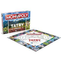 Gra Monopoly Zakopane i Tatry + druga gra w koszyku 10% TANIEJ!!