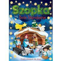 Książki dla dzieci, Szopka na Boże Narodzenie
