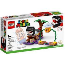 Lego Super Mario: Spotkanie z Chain Chompem w dżungli - zestaw dodatkowy (71381). Wiek: 7+