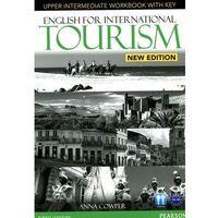 Książki do nauki języka, English for international tourism upper-intermediate Workbook with key + CD (opr. miękka)