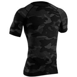 Koszulka męska krótki rękaw Tervel Optiline Light Tactical OPT L1103 - black/grey