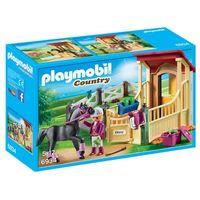 Klocki dla dzieci, Playmobil COUNTRY Boks dla konia arabskiego 6934