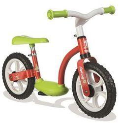 Smoby Rowerek biegowy Czerwono-zielony z cichymi kołami Promocja (-24%)