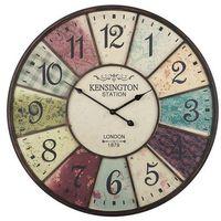 Zegary, Zegar ścienny kolorowy BOSWIL