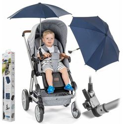 Parasolka przeciwsłoneczna REER wózka UV50+ granat