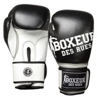 Rękawice do walki, Rękawice bokserskie BOXEUR BXT-5124 (14 oz) Czarny