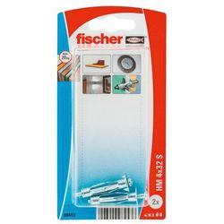 Kołki do g-k Fischer stalowe HM 4 x 33 mm 2 szt.