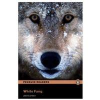 Książki do nauki języka, Penguin Readers, Poziom 2: White Fang Book with MP3 Audio CD (opr. miękka)
