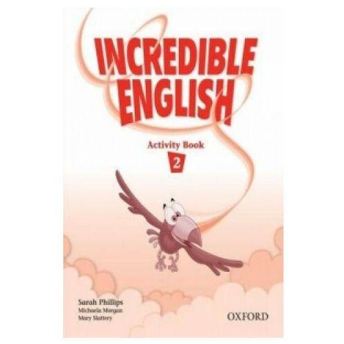 Książki do nauki języka, Incredible English 2: Activity Book (opr. miękka)