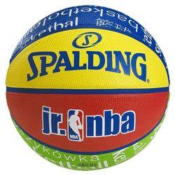 Piłka koszowa Spalding NBA Junior Outdoor multicolor 5