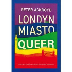 LONDYN MIASTO QUEER (opr. twarda)