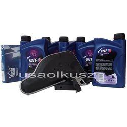 Filtr oraz olej ELF G3 automatycznej skrzyni biegów Pontiac Trans Sport 3,4 / 3,8
