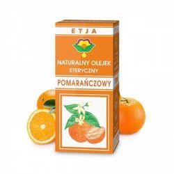 Olejek Pomarańczowy 10ml 100% Naturalny Etja