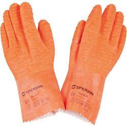 Rękawice ochronne lateksowe