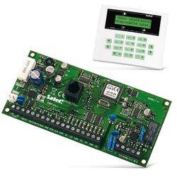 CA-5 LCD kpl #61; Centrala alarmowa CA-5 #43; klawiatura CA-5 KLCD-S