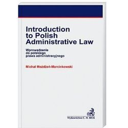 Introduction to Polish Administrative Law (opr. miękka)