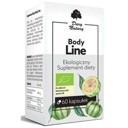 Body Line 60kaps. Ekologiczny Suplement diety DARY NATURY