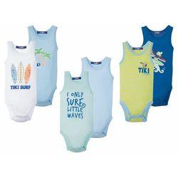 LUPILU® Body niemowlęce chłopięce na ramiączkach