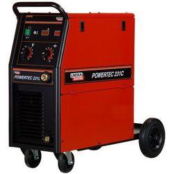 Półautomat spawalniczy LINCOLN POWERTEC 231C +DOSTAWA GRATIS +GWARANCJA PRODUCENTA - MIGOMAT