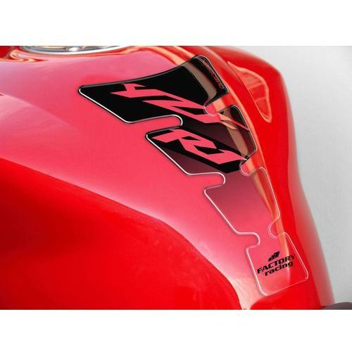 Tankpady, Tankpad PUIG Spirit, wzór Yamaha R1 (czarny)