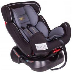 Fotelik fotel samochodowy Summer Baby Comfort 0-25kg Szary