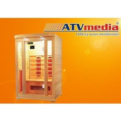 SAUNA INFRARED MODEL ATV-K20