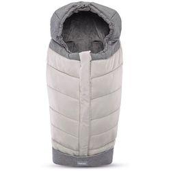 Inglesina śpiworek Newborn Winter Muff - Silver - BEZPŁATNY ODBIÓR: WROCŁAW!