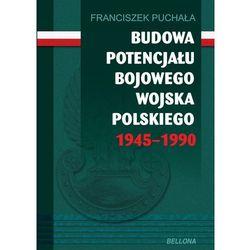 Budowa Potencjału Bojowego Wojska Polskiego 1945–1990 (opr. broszurowa)