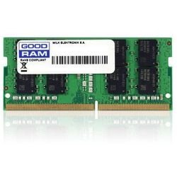 GOODRAM SO-DIMM DDR4 8GB 2400MHz CL17