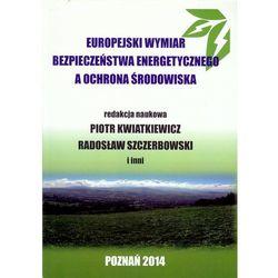 Europejski wymiar bezpieczeństwa energetycznego a ochrona środowiska (opr. miękka)