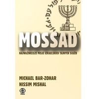 Historia, Mossad (opr. broszurowa)